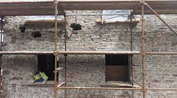 Ardrum House Lime Restoration by Chris Daly Plastering
